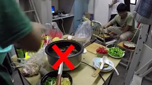 他来了,他顺着网线来了!为啥中国消防总能发现你在宿舍吃火锅?