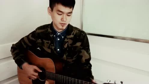 歌者盟深圳俱乐部林小明老师弹唱推荐杨宗纬《月光妈妈》