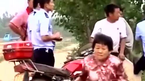 老太太推开儿媳妇的房门,翻开被子一看,吓得腿软