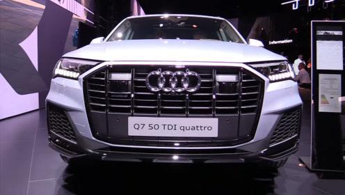 2020款奥迪Q7 外观内饰全面升级 还有不喜欢的理由吗?