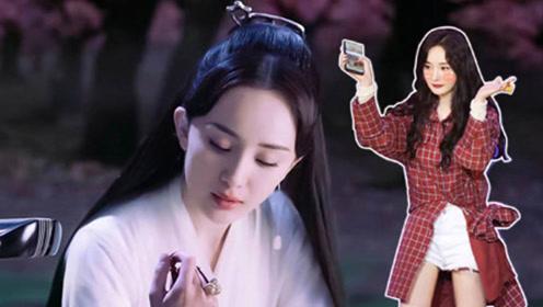 《中国达人秀》杨幂收到女儿红包包!回忆三生三世中喝酒