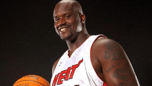 """奥尼尔是NBA""""好男人""""?送女友豪华超跑,却被嫌弃身体不行?"""