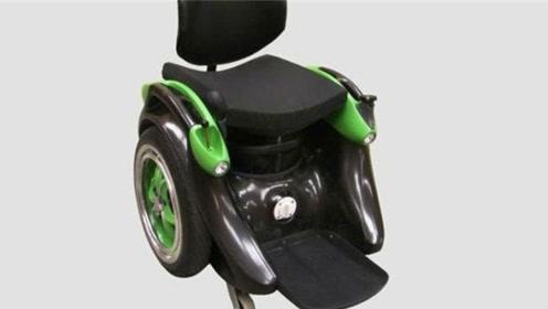 时速达到20公里的轮椅,让残疾人跑起来,这速度安全吗