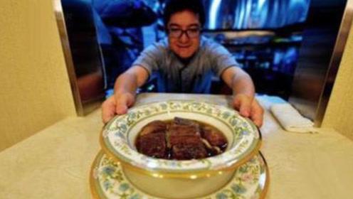 """石家庄""""天价""""牛肉面,一碗卖13800元,里面到底有啥猫腻?"""