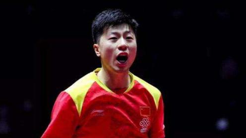 马龙缺席奥运谁补位,5冠王被刘国梁认可,亚锦赛曾受冷蹲坐末尾