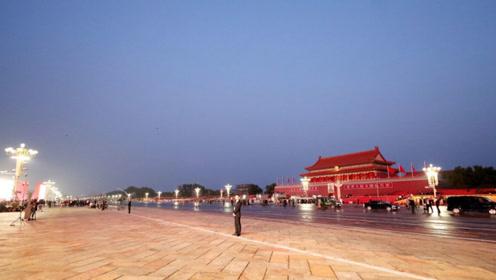 这就是今早的北京