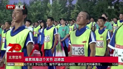 """联欢活动香港参演者:""""作为中国人真的很自豪"""""""