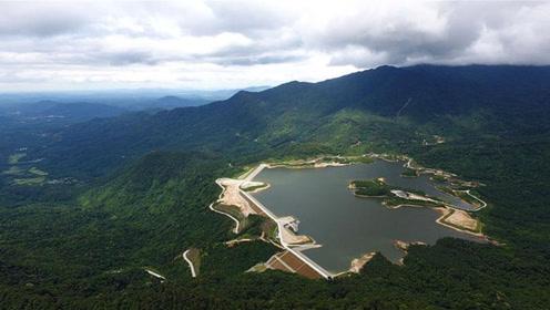 中国建世界最大蓄电池,用整个湖泊蓄电,赶超美国