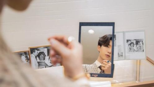 实力诠释被自己帅晕 范丞丞每次照镜子都会被自己惊艳到