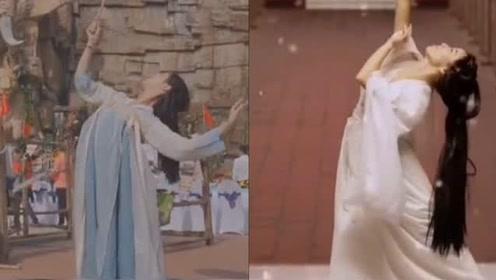 这首古风《三生缘》真的太好听了,两位美女姐姐动情起舞