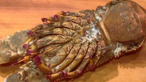 日本人吃龙虾方式,放进锅里就烫10秒,看到成品:完全没必要