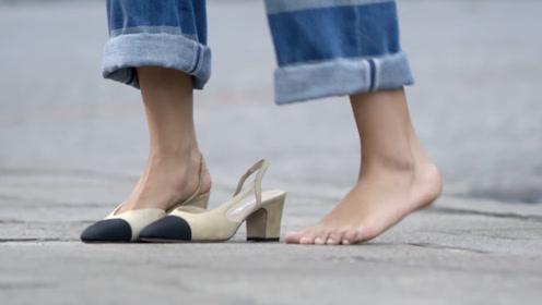 """香奈儿的高跟鞋有多""""矫情""""?宁愿光脚也不弄脏鞋,买回来供着?"""