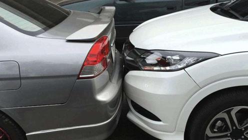 车子被追尾修好后贬值好几万,这笔损失谁买单,知道吗?
