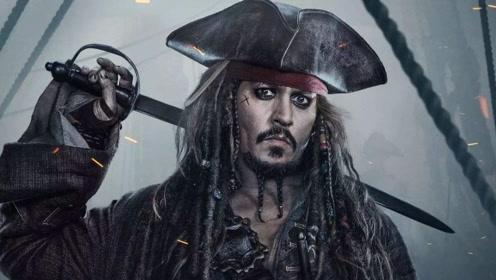 《加勒比海盗》幕后冷知识:谁不图这个不洗澡还满嘴谎话的渣男?