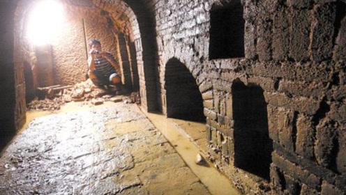 重庆发现一座神秘古墓,仅墓室外墙就价值上亿,墓主却不知是谁!