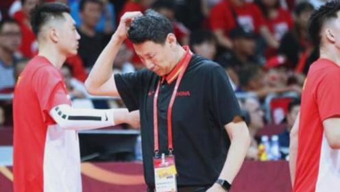 中国男篮世界杯失利,现场球迷大喊:李楠下课!你怎么看?