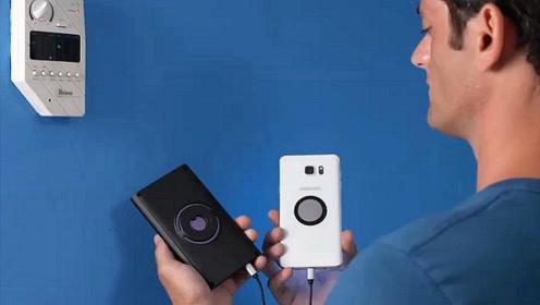 什么黑科技?装在手机背面,能透视门窗墙壁
