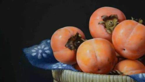 """农村俗语:""""一个柿子十副药""""暗指什么?柿子到底能不能吃?"""