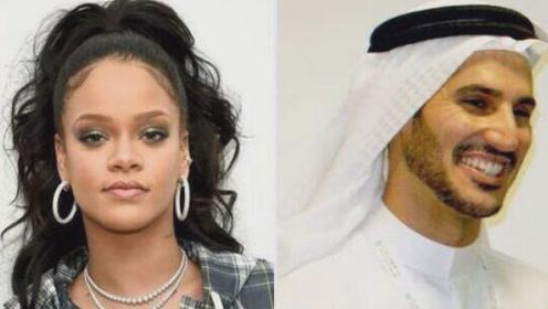 蕾哈娜破天荒认爱阿拉伯富豪 还放话想当母亲