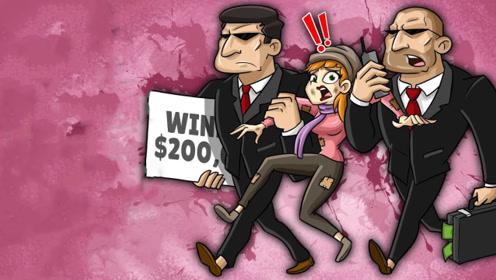 拿到别人的彩票,贫民窟女孩意外中奖2亿,但她却后悔万分!
