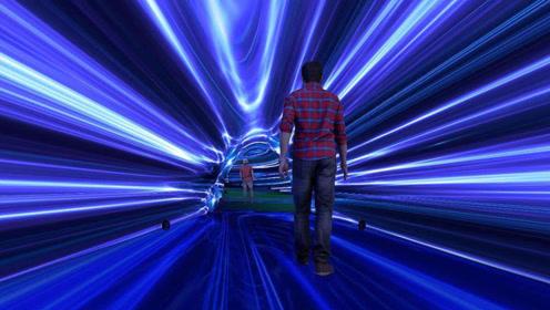 光速究竟有多快呢?一旦超越光速后,或许时间真的可以倒流?