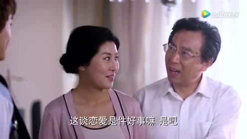 杨玏谈恋爱,爸妈先声明儿媳决不能是女模特!太尴尬了