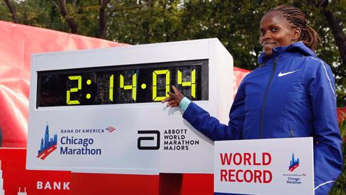 马拉松奇迹频出!尘封16年,女子马拉松世界纪录终告破