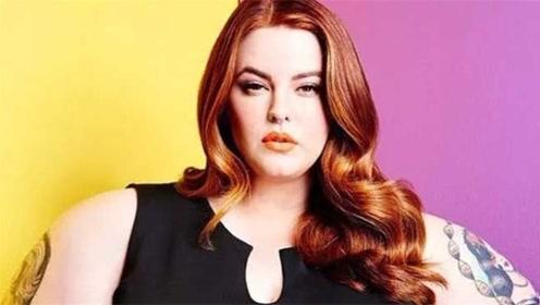 全球最胖女模特,为何却深受网友喜欢?看到脸那一刻被惊到了