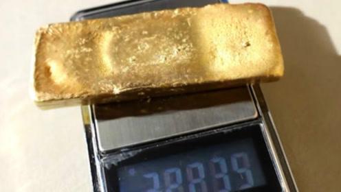 土豪!价值7000美元的劳力士能提取多少黄金?网友:难怪这么贵