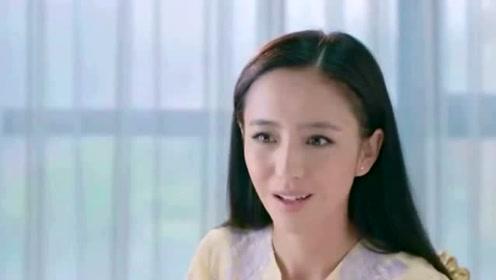 佟丽娅白色卫衣青春靓丽 比心卖萌可爱爆棚