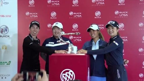 冯珊珊将战LPGA锦标赛  五大洲高球好手齐聚