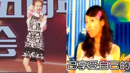 王麟商演唱成名曲《QQ爱》,舞台上唱跳显得活力满满