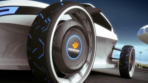 中国学生发明磁悬浮轮胎,汽车装上省50%汽油,老外3000万求购专利