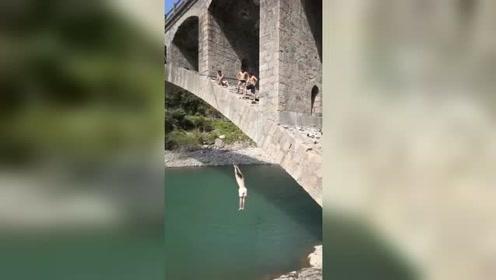几百年历史的桥还这么结实