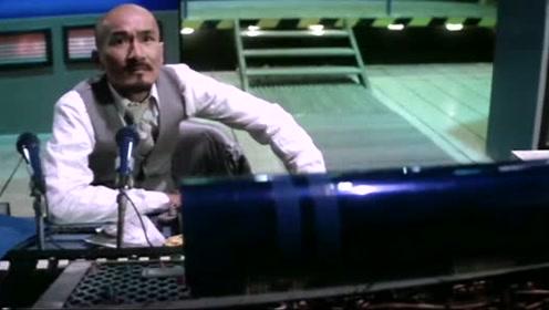 钻石失窃,光头佬用只能电脑找小偷,不料小偷居然是金刚