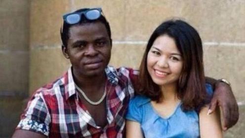 为什么中国女孩都想嫁给黑人?女孩说出真相,网友:太现实!