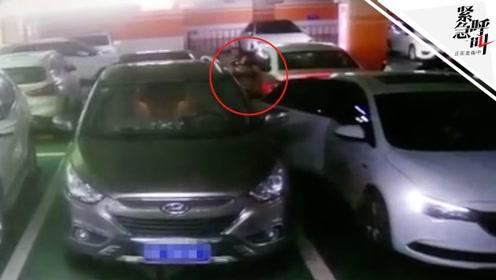 紧急呼叫丨年轻女教师遭蒙面男强拽上车 警方:初步判断是绑架