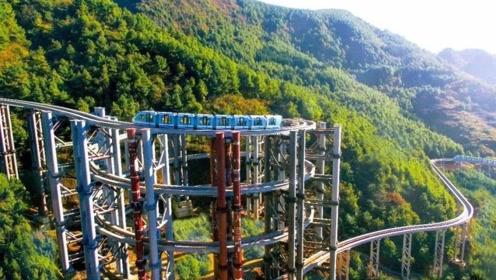 """我国基建的又一力作,高铁能够""""爬楼""""了,还是世界首创的技术"""