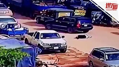 23岁中国男子在柬埔寨残杀同胞 同伙家属:被凶手拿枪指着开车