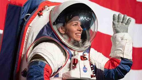时隔40年NASA发布新一代登月宇航服:不用在月球上跳着走了