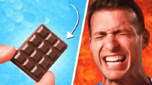 世界上最辣的一款巧克力,舔一口就痛不欲生,至今无人成功吃下一块!