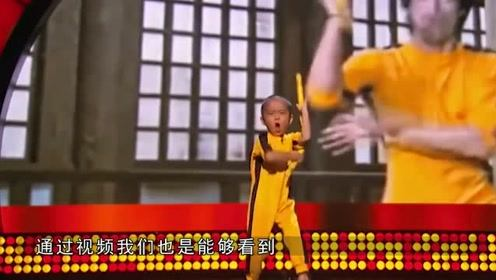 """李小龙的日本粉丝,从小研习中国功夫,有人称之为""""练武奇才"""""""