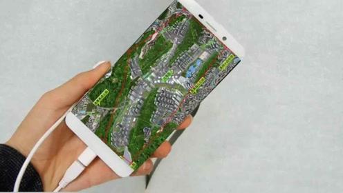 离家在外的朋友,想念家乡了,打开手机卫星3D地图,带你看家乡
