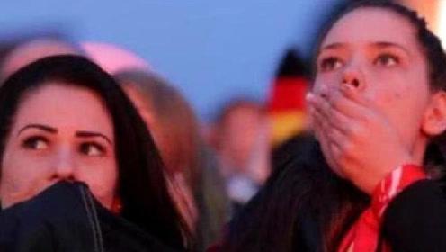 外国妹子在巴基斯坦旅游,看到中国国旗,接下来一幕让人出乎意料