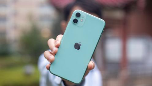 iPhone11,一台被众多国产手机围殴的机皇