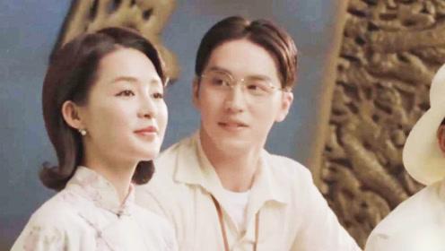 李沁《遇见天坛》扮演林徽因,身穿旗袍风骨傲然,气质清冷被赞!
