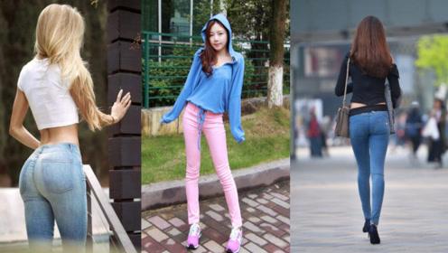 时尚穿搭:阔腿裤几个穿搭,搭配不同,这样时尚又美观