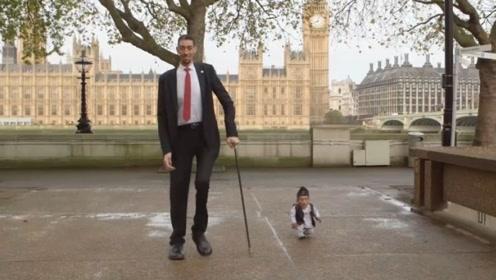 世界上最矮的人到底有多高,真相令人惊诧!