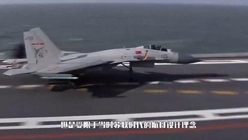 舰载机数量对比:美950架,俄罗斯44架,中国数字让人没想到