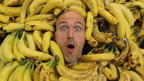 每天吃一根香蕉,连续吃一个月后身体会有什么惊人变化?答案让人意想不到!